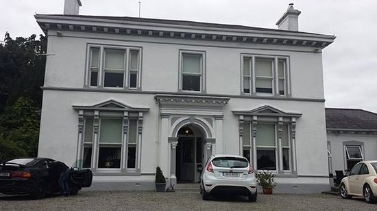 Mitchelstown, Irland: The front of the house