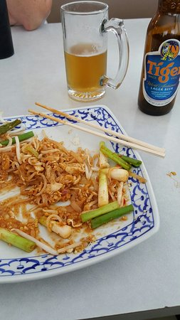 Nampa, Αϊντάχο: Delicious classic thai dishes. Customize your heat level from 1 to 10...I recommend 3!