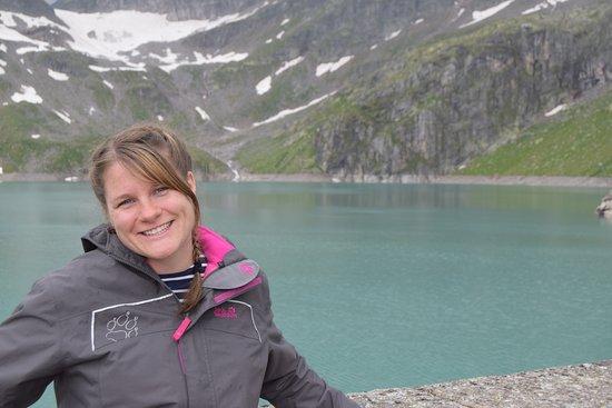 Uttendorf, Austria: Lake views