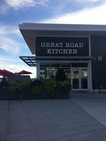 Littleton, ماساتشوستس: Great Road Kitchen