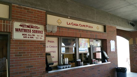Northport, estado de Nueva York: La Casa Pizza
