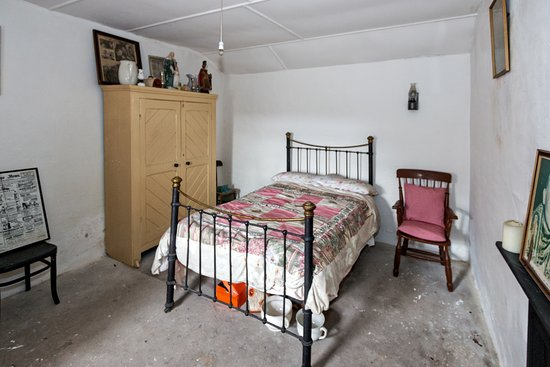 Jacks Old Cottage Bedroom