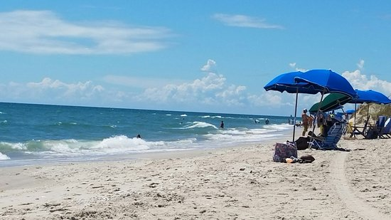 Bald Head Island, Kuzey Carolina: 20160812_142227_large.jpg