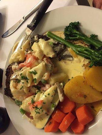 East Maitland, Austrália: seafood & steak