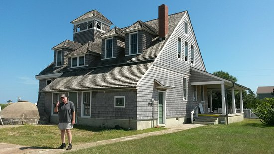 Rodanthe, Carolina del Norte: Chicamacomico Life-Saving Station Historic Site & Museum