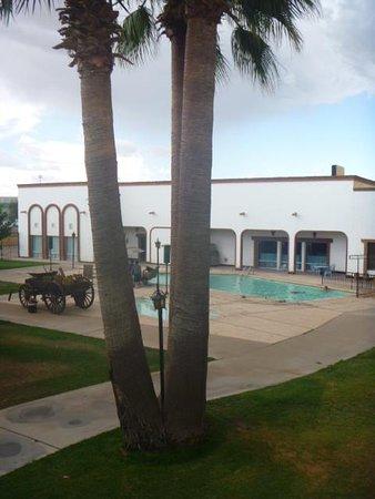 albercas Hotel Hacienda Nuevo Casas Grandes, Chihuahua