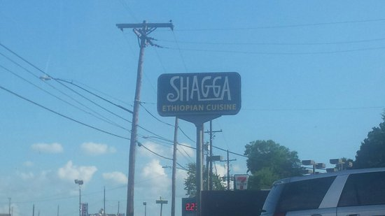 Hyattsville, MD: Shagga Coffee and Food