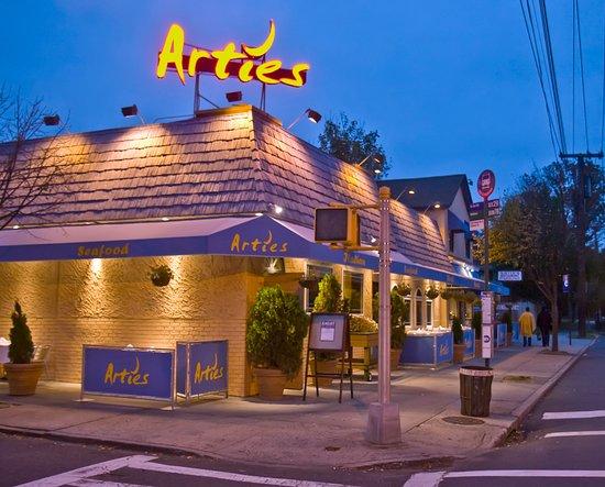 Artie's Steak & Seafood : Great Spot !