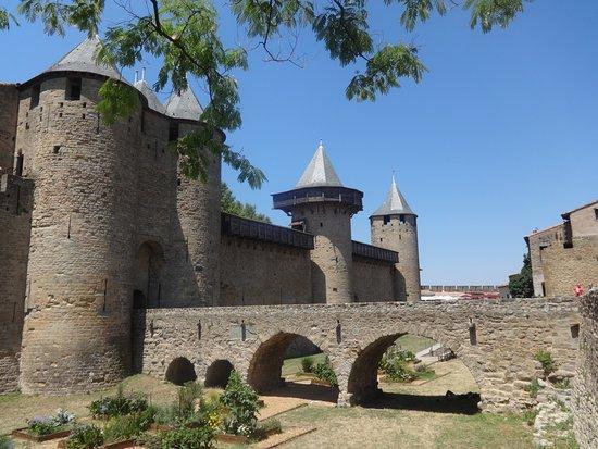 Château Canet : Carcassonne