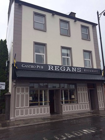 Roscommon, Irlanda: Regan's Gastro Pub and Restaurant