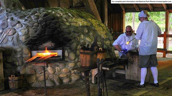 Jamestown Island: Glass House