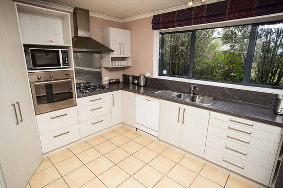 ‪‪Timaru‬, نيوزيلندا: Fully Self-Contained Kitchen in Homestead Lodge 3 bedroom Apartment‬