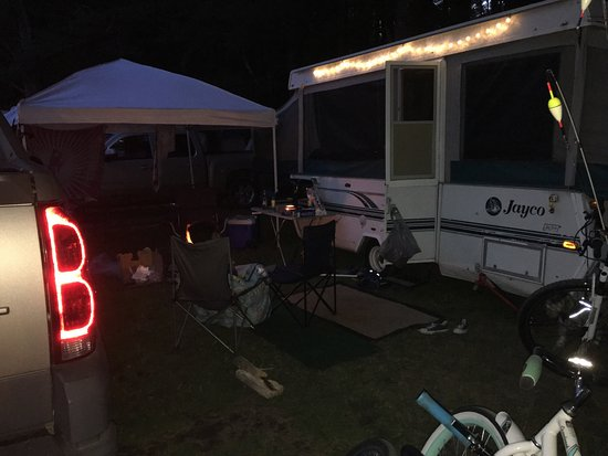 Yogi Bear's Jellystone Park - Cooperstown: Great campground