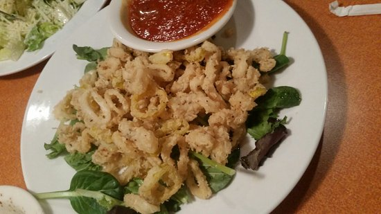 Watkinsville, Geórgia: Bella Noche Italian Latin Restaurant