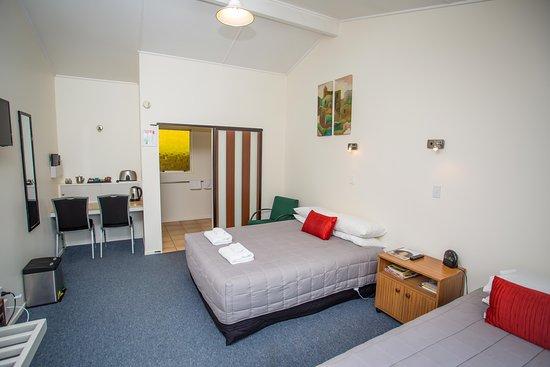 Timaru, Nya Zeeland: Room 2, Studio for up to 3 guests