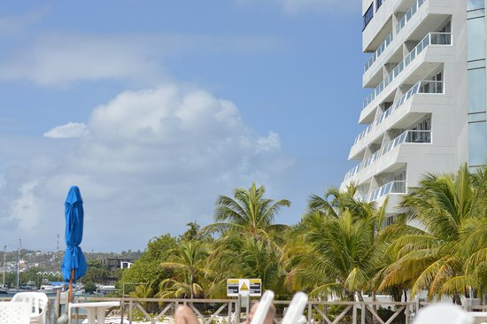 GHL Relax Hotel Sunrise: hotel desde a prainha