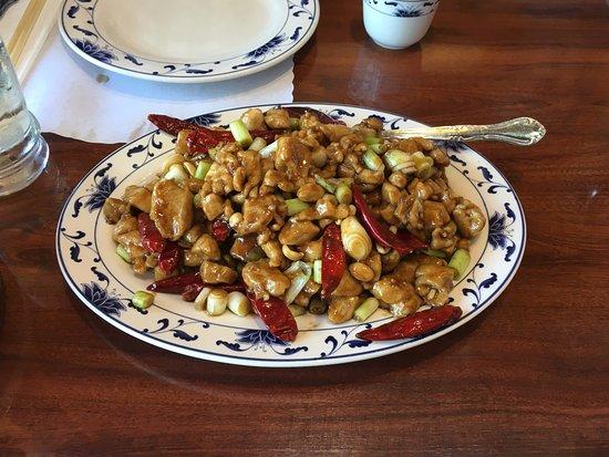 National City, Καλιφόρνια: Kung Pao Chicken