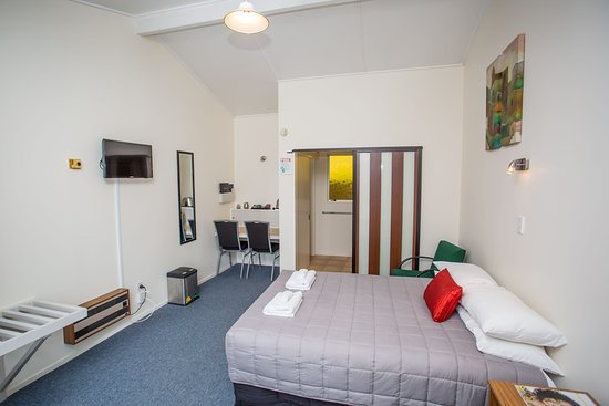 Timaru, Nueva Zelanda: Room 2, Studio for up to 3 guests