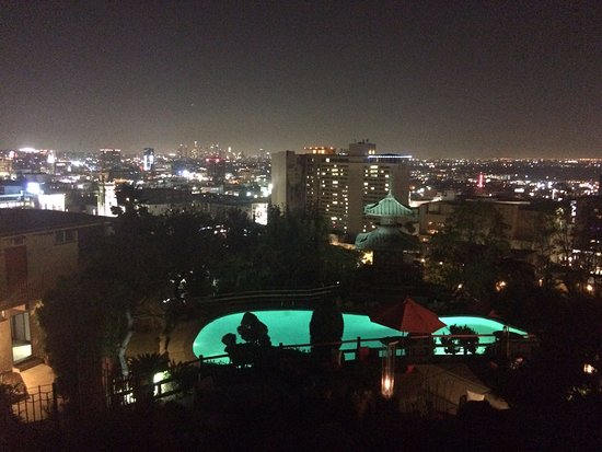 Yamashiro: The view from outside