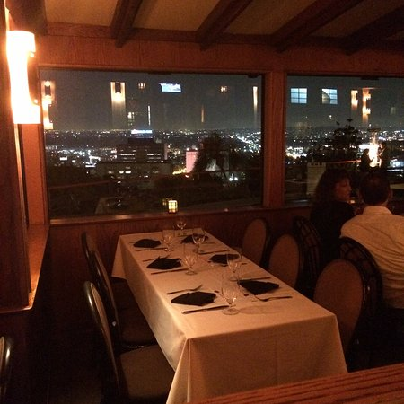 Yamashiro: View from the restaurant