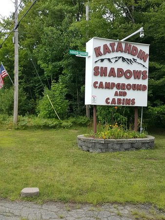 Medway, ME: Katahdin Shadows Campground