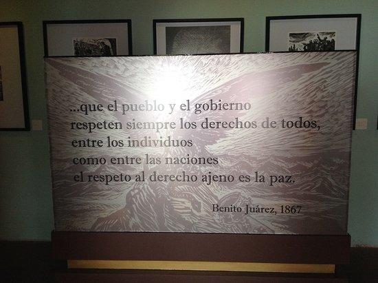 Benito Juarez Home (Casa de Benito Juarez): Historic house