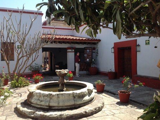 Benito Juarez Home (Casa de Benito Juarez)