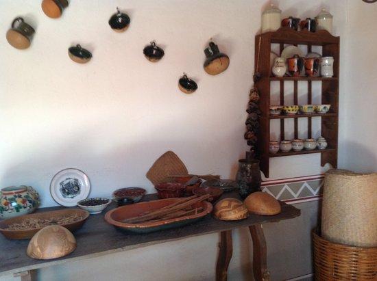 Benito Juarez Home (Casa de Benito Juarez): Kitchen