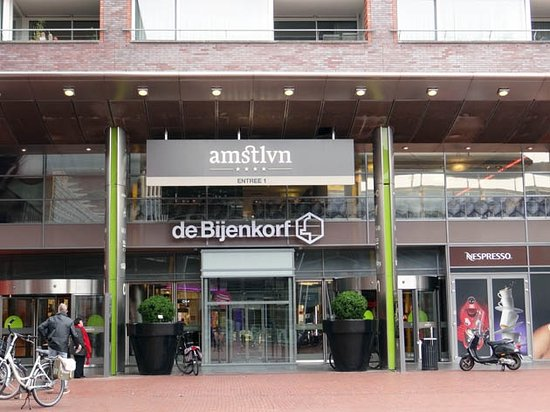De Bijenkorf Picture Of Stadshart Amstelveen Amstelveen Tripadvisor