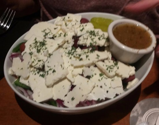 Alexandria, Canada: Greek Salad