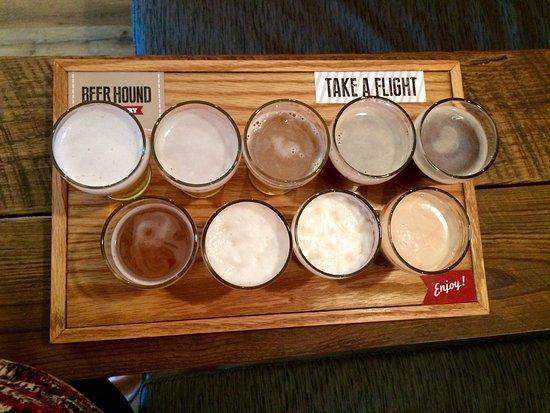Culpeper, VA: Beer Hound Brewery