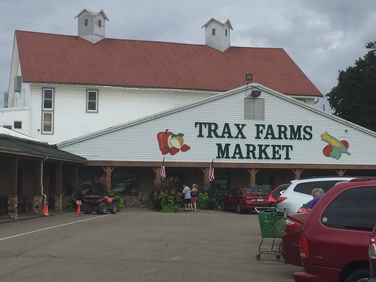 ‪Trax Farms Market‬