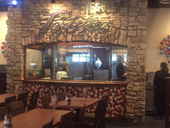 Athens, GA: Where they make fresh tortillas on their press