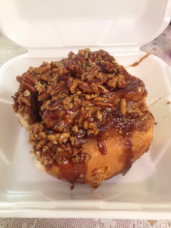 "Sedro Woolley, WA: Sticky bun ""to die for""....awesome, awesome, awesome!!"