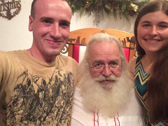 Santa Claus Christmas Store 사진