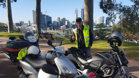 Perth Motorcycle & Scooter Tours