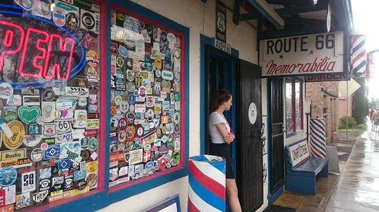 Angel & Vilma Delgadillo's Route 66 Gift Shop & Visitor's Center: DSC_2524_large.jpg
