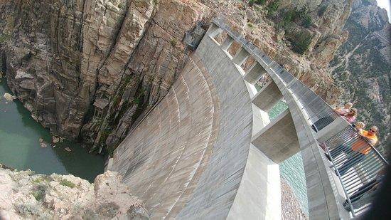 Buffalo Bill Dam: 20160814_135129_large.jpg
