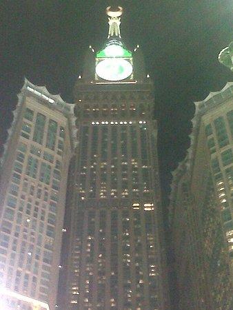 Makkah Royal Clock Tower hotel/abraj Al bait - Picture of Grand ...