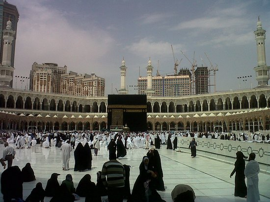 jam raksasa zam zam tower dekat masjidil haram picture of grand
