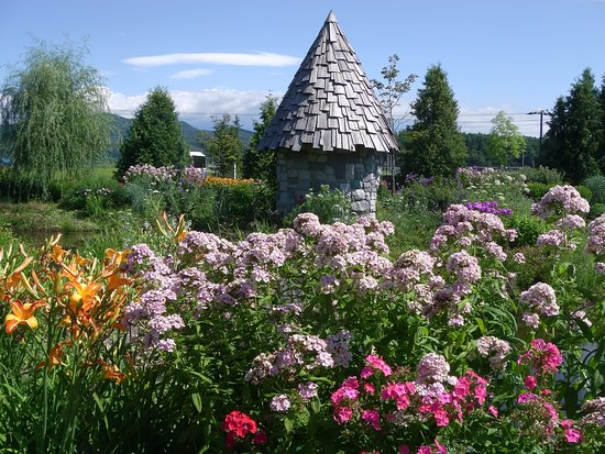 Asahikawa, Japan: Gnomes house