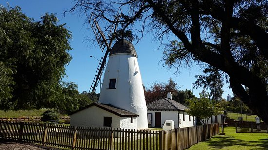 South Perth, Australia: The Old Mill