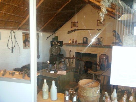 Renwick, Nova Zelândia: Sheepskin Tavern replica