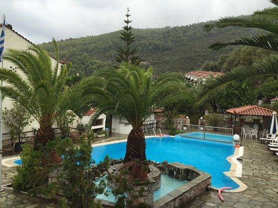 Afrodite Hotel : Aug 2016
