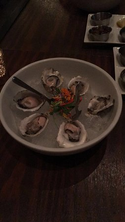 Commonwealth: Oysters