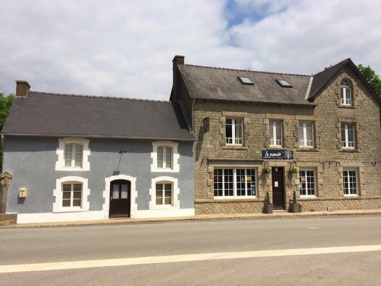 Mohon, France: Exterior