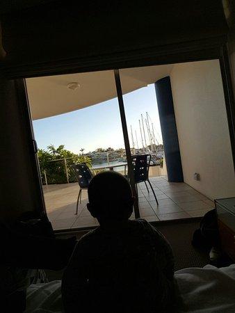 Bluewater Point Resort: 20160813_065603_large.jpg