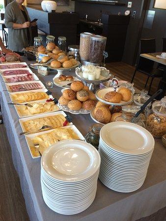 Kruishof Charmehotel: Frühstücksbuffet