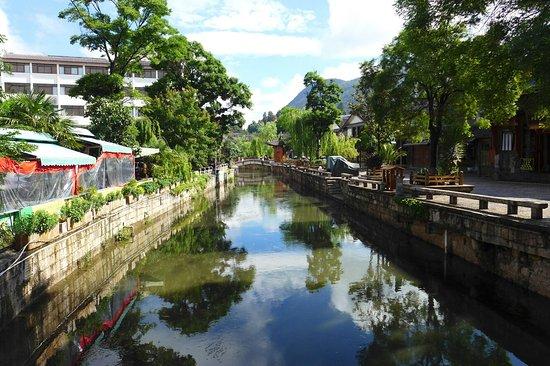 حديقة التراث العالمي بـ ليجيانج