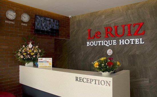 Le Ruiz Boutique Hotel